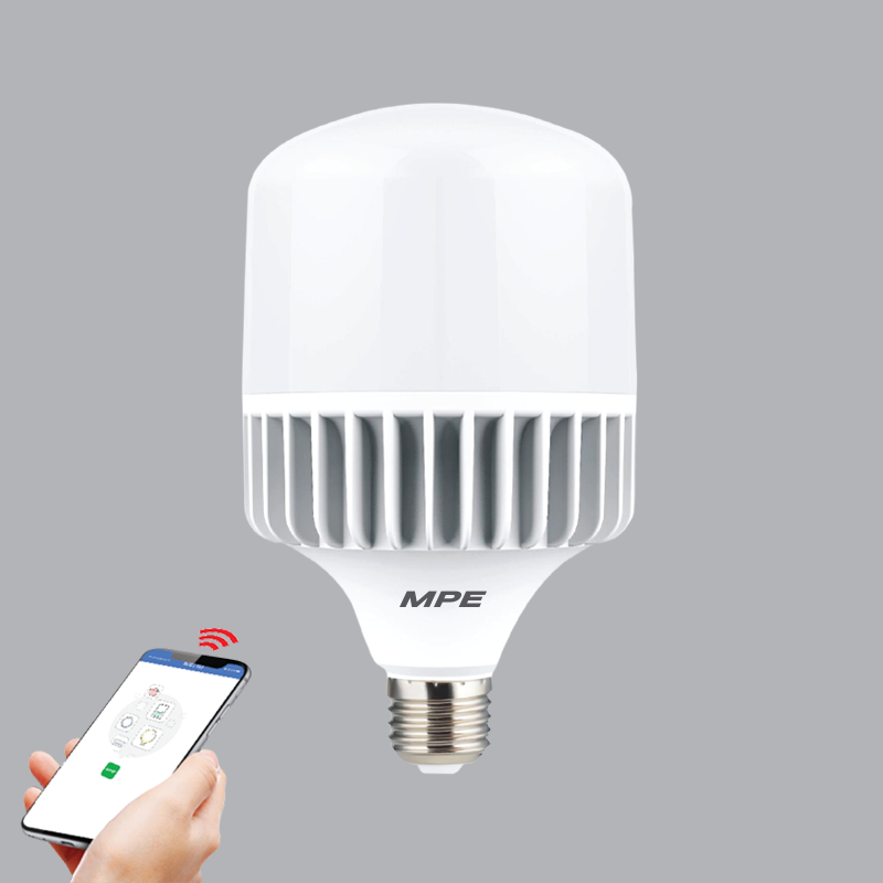Đèn Led Bulb Smart MPE 30W Wifi