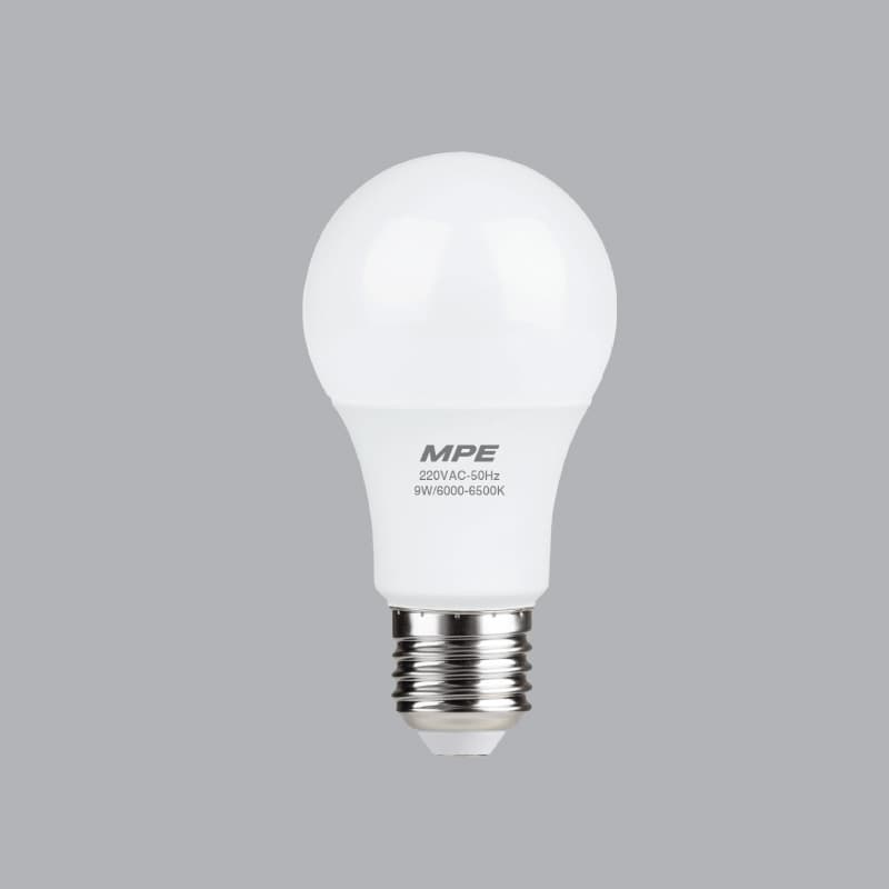 Led Bulb LBD-9 White, Yellow