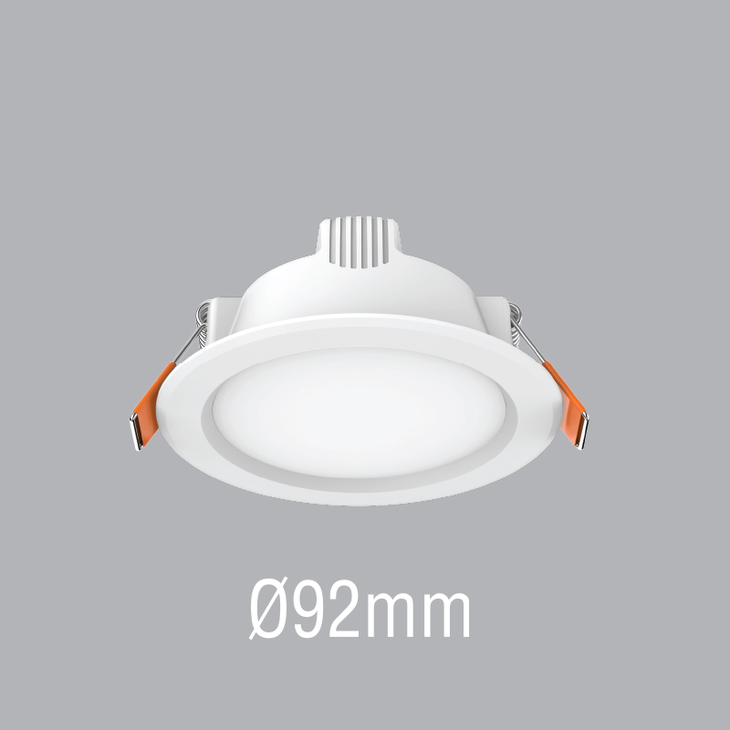 Đèn LED Downlight 3 Màu DLE 6W