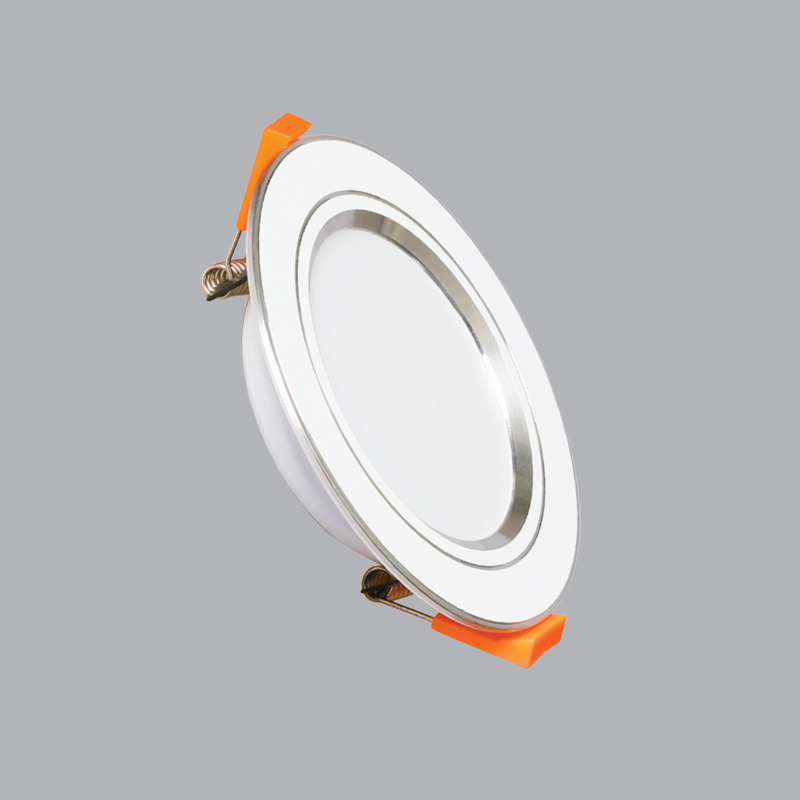 Đèn LED Downlight 3 Màu DLB 7W
