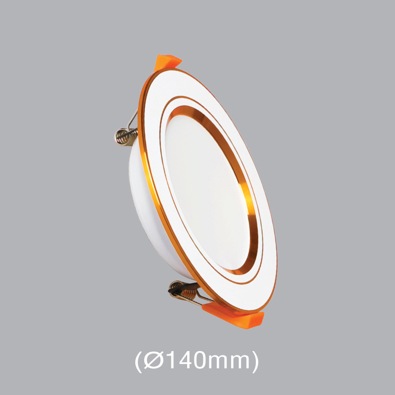Đèn LED Downlight 3 Màu DLV 9W Ø105