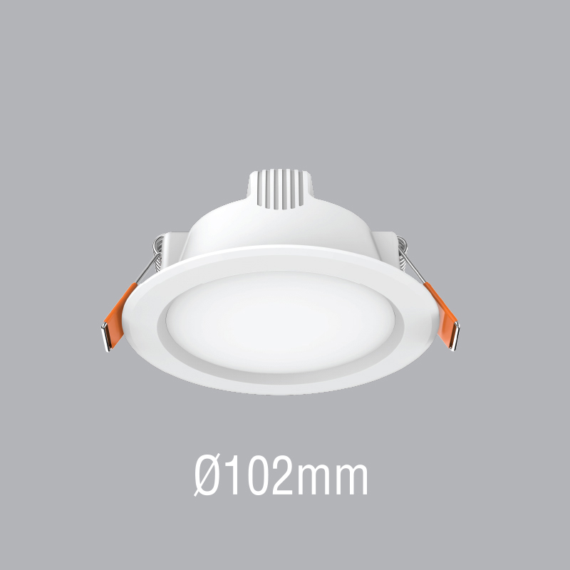 Đèn LED Downlight 3 Màu DLEL 6W
