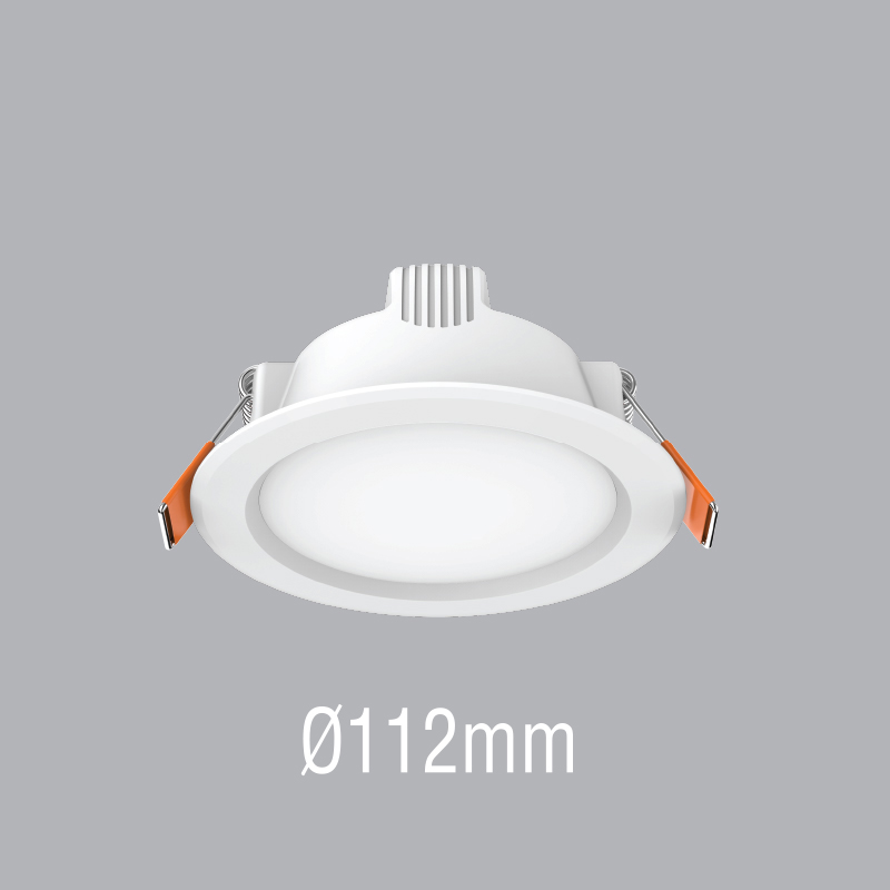 Đèn LED Downlight 3 Màu DLE 9W