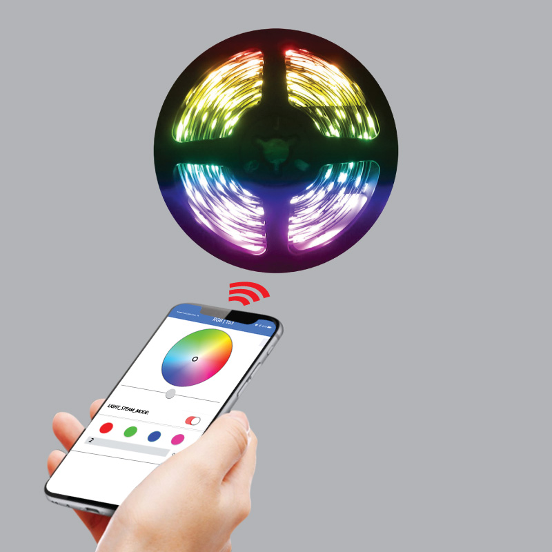 LED dây Smart Bluetooth